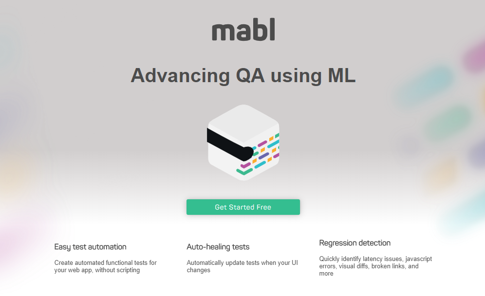 mabl test automation